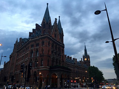 St. Pancras Renaissance Hotel (The Popular Consciousness) Tags: uk greatbritain england london architecture hotel unitedkingdom stpancras renaissance