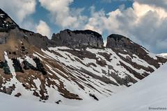 Noch ein bisschen Winter (novofotoo) Tags: himmel wolken alpen steiermark osterreich loserpanoramastrasealtaussee