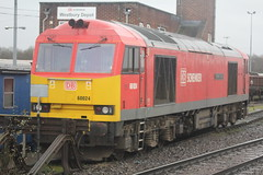 60 024 (laurasia280) Tags: westbury class60 60024 dieselloco