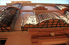 Maison  Malaga, Andalucia, Espana (claude lina) Tags: claudelina espana spain espagne andalucia andalousie malaga ville town architecture balcons balconies ferforg maison house