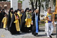 A cross procession from the village of Nikolskoe to the village of Adamovka / Крестный ход из Никольского в Адамовку (57)