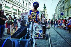Pflasterspektakel 2014 (Stadt Linz) Tags: street art linz austria performance 2014 upperaustria pflasterspektakel