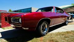 1968 Pontiac GTO (hz536n/George Thomas) Tags: summer copyright canon michigan canon5d pontiac gto flint carshow 2016 ef1740mmf4lusm cs5 sloanmuseum sloanmuseumautofair