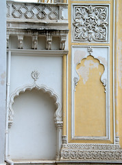 False windows (VinayakH) Tags: india gardens royal palace hyderabad royalpalace nizam telangana chowmahallapalace