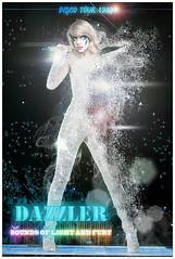 Dazzler Tour 1989 (eXXXio) Tags: tour soundsoflightandfury xmen dazzler taylorswift disco 1989
