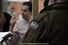 DSC_7639 (Sren Kohlhuber) Tags: al martin palstina gaza quds lejeune antisemitismus