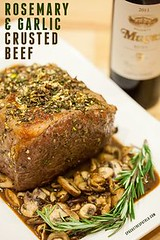 The Holiday Flavors (alaridesign) Tags: the holiday flavors rioja rosemary garlic crusted beef