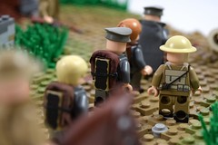 Western Front 1918 (molegode_official) Tags: war lego wwi great front western ww1 1918