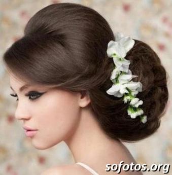 Penteados para noiva 116