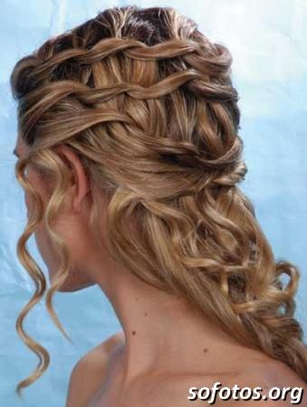 Penteados para noiva 083