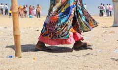 Flowers.. (maulik shahh) Tags: flowers people woman india man river walking photography photo wooden women photographer riverside photos walk bank bathing saree gujrat narmada maulikshah