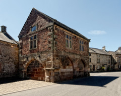 The Market House (JEFF CARR IMAGES) Tags: peakdistrict derbyshiredales winster northofengland stonebuilt countryvillages