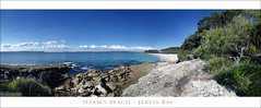 Hyams Beach pano 4000 pxls (caralan393) Tags: beach pano jervisbay hymnsbeach
