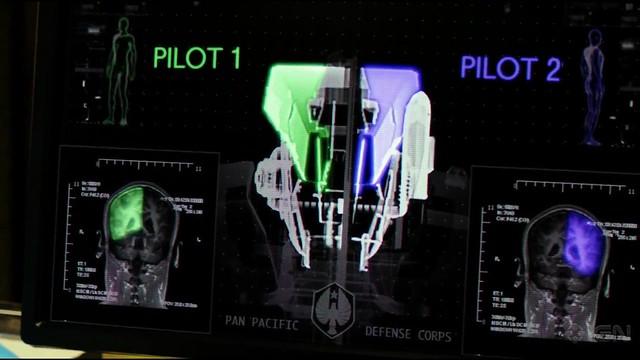 【環太平洋】「賊鷗」機器人操作說明影片