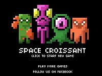 太空牛角麵包(Space Croissant)