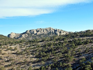 Sierra de Cazorla (Jaen).