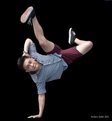 Freeze! (Marc Aubin2009) Tags: dance break dancing performance arts move freeze