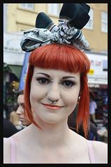 Sunny Camden June 2013 006 copy (sharkskin2) Tags: london beauty model italian punk goth spike lennon camdentown exploited romanian sidvicious sunnycamdenjune2013