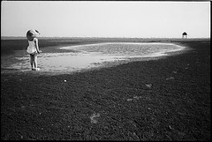 (Alexandre Moreau/Hydroquinone) Tags: sunset bw beach analog 35mm d76 vietnam cangio bessar2m epson700 35mmcolorskoparpancakeii alexandremoreau