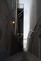 Rectangles and Squares (Tanielle Gilbert) Tags: geometric concrete alley squares rectangles