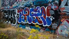 Aslo Basq (thesagacontinues) Tags: pieces writers spraypaint graff taggers aerosol graffit bombers aerol basq aslo eastbaygraffiti bayareagraffiti
