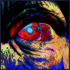 Last Summer Dream (Pifou 2010) Tags: light summer abstract paris france eye art home colors last couleurs dream oeil lsd vision lumiere multicolors chezmoi dernier abstrait hss rve et 2013 artdigital gerardbeaulieu pifou2010 lastsummerdream