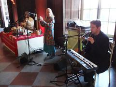 Jazz Orient Re-Orient at Hampton Court Palace (unclechristo) Tags: chrisconway reorient balujishrivastav jazzorient