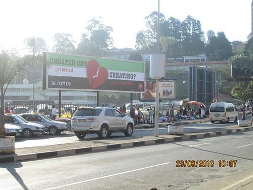 Swaziland Trade Fair & Billboard Postings (September 2013)
