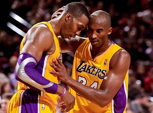 Video Kobe Bryant doesnt give a sh-t that dwight Howard left