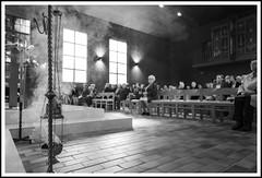 Jubileum Franco (BlackpitShooting) Tags: church dom religion rook kerk franco klooster jubileum affligem dienst abdij viering religie wierrook kerkdienst