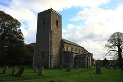 Church of All Saints, Marsham, Norfolk (Brokentaco) Tags: church norfolk england eastanglia village uk unitedkingdom parish fens medieval churches