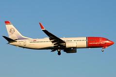 DSC_9727 (LIAM J McMANUS - Manchester Airport Photostream) Tags: norwegian nax b738 lndyg