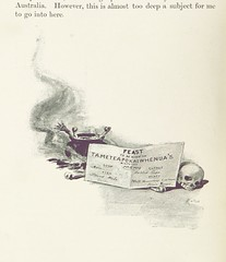 Image taken from page 168 of 'A Ramble round the Globe ... With ... illustrations [including a portrait], etc' (The British Library) Tags: bldigital date1894 pubplacelondon publicdomain sysnum000925438 dewarthomasrobertbarondewar medium vol0 page168 skull bones cooking pot cannibalism ghoulish sherlocknet:tag=land sherlocknet:tag=wild sherlocknet:tag=id sherlocknet:tag=karen sherlocknet:tag=force sherlocknet:tag=petite sherlocknet:tag=tour sherlocknet:tag=guinea sherlocknet:tag=bell sherlocknet:tag=stet sherlocknet:tag=beauty sherlocknet:tag=london sherlocknet:tag=fit sherlocknet:tag=motet sherlocknet:tag=braze sherlocknet:tag=fair sherlocknet:category=organism