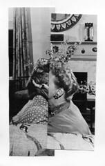 (Eli Craven) Tags: art collage found photo eli cut screen move lovers fold craven appropriate screenlovers