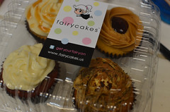 Fairy Cakes (earthdog) Tags: food word dessert nikon cupcake edible package 2013 d5100 afsdxnikkor35mmf18g nikond5100