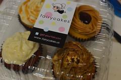 Fairy Cakes (earthdog) Tags: food word dessert nikon cupcake edible package 2013 d5100 afsdxnikkor35mmf18g nikond5100