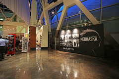 Entertainment, Nebraska at ArcLight Hollywood, Stretched Graphic