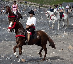 Fiesta San Sebastin in Adeje (drloewe) Tags: horses water animal caballos tiere wasser fiesta kanaren tenerife animales pferde teneriffa islascanarias atlantik lacaleta sansebastin kanarischeinseln adeje fiestasansebastian