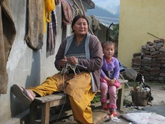Bhotia-mother-child