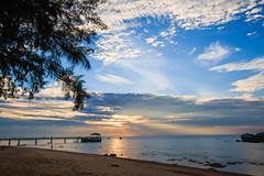Paya Beach Sunset