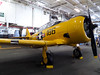 SNJ Texan Airplane on the USS Midway Museum (Family Vacation Hub) Tags: ussmidwaymuseum snjtexan ussmidwayaircraftcarrier ussmidwayairplane