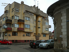 Remus Street, Bucharest (Carpathianland) Tags: architecture strada romania bucuresti bulevardul arhitectura strazi