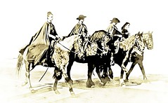 Cavalieri in B/N (Mirtylla.M) Tags: carnevale cavalli cavalieri sfilate