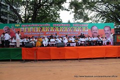 Central Parliamentary Constituency BJP Workers Meet(Next to Hockey Stadium Ground, Opp TV 9  (3)