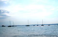 Lake Garda (Kim Battefeld Photography) Tags: blue sea vacation sky lake water boats photography garda meer wasser kim urlaub boote holliday gardasee malchesine battefeld