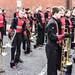 St. Patrick's Parade 2014 In Dublin - Owasso High School Marching Band, Oklahoma, USA
