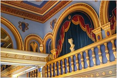 Tivoli Theater (BalineseCat) Tags: movie tivoli theater grove palace lobby downers