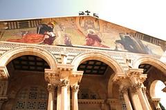 Church of All Nations (joybidge (0n vacation)) Tags: israel jerusalem churchofallnations jerusalemisrael naturepatternscanada trishcanada tsnov52013