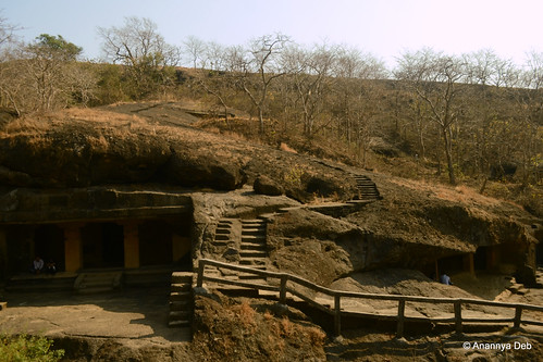 Kanheri Caves, Mumbai, February 2014