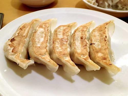 蓬莱・餃子